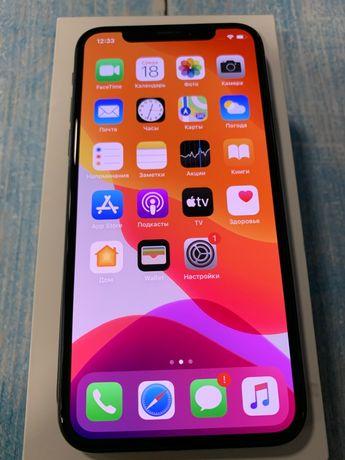 iPhone X 64Gb / 256Gb Black Neverlock