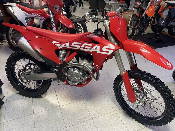 GasGas 250 Matriculada