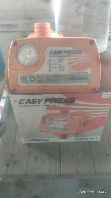 Регулятор тиску електронний Pedrollo EASYPRESS-2 Італія