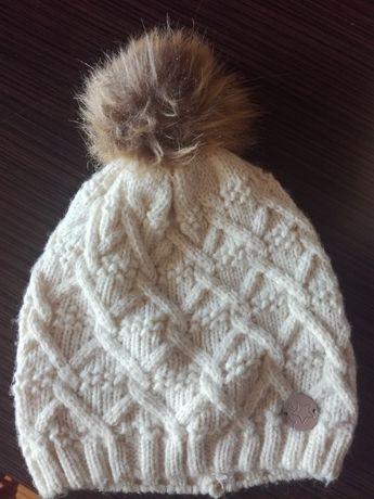 Komplet zimowy czapka i szalik reserved