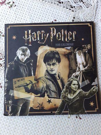 Календарь Harry Potter 2019