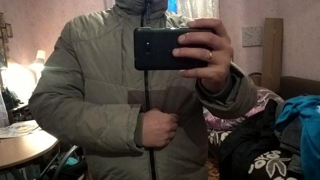 Куртка, зима, Black_Leopard_Wolf, 46, мужская, на пуху.