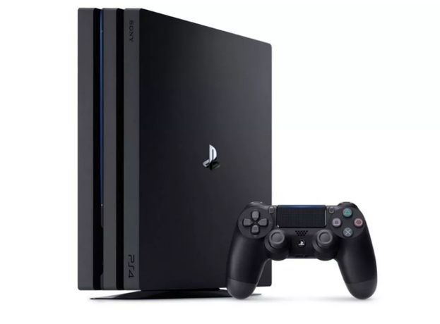 Konsola PlayStation 4 PRO + 2x PAD + GRY