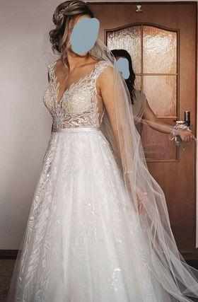 Suknia Ślubna Annais Bridal Model Cleo 2020 38/40