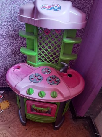 Детская игрушечная кухня!