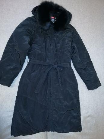 Пальто тёплое зимнее