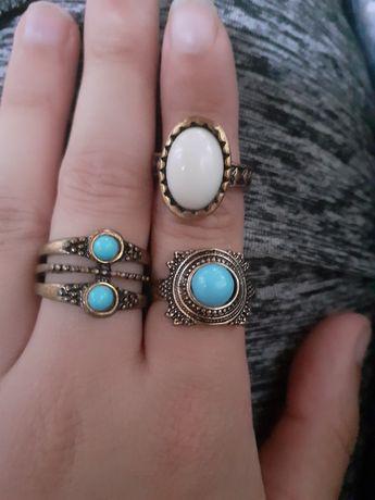 Três aneis lindos
