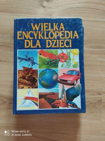 Wielka encyklopedia dla dzieci. 5 tomów. Okazja