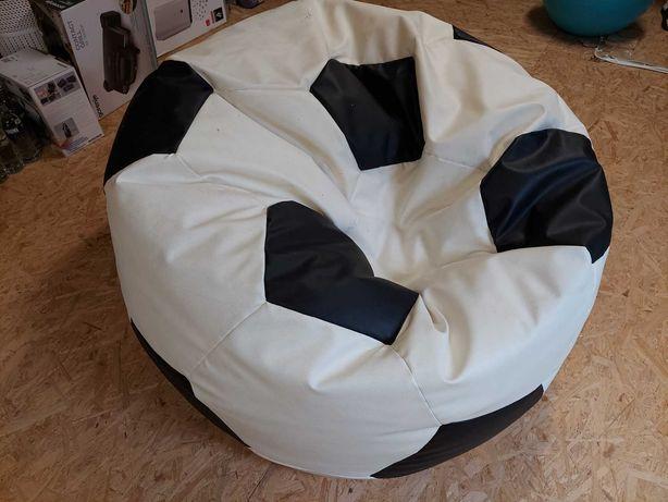 Pufa piłka XXL 100 cm siedzisko