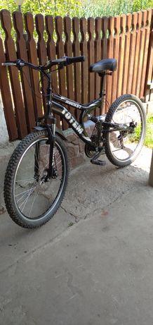 Велосипеди 26 колеса гірські, дискові гальма