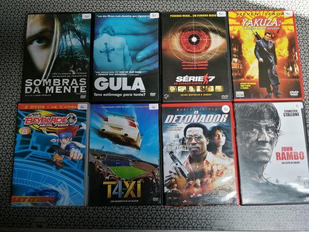 Filmes Dvd Acção (Unidade)