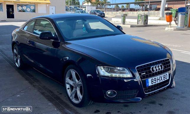Audi A5 3.0 TDi V6 quattro S-line
