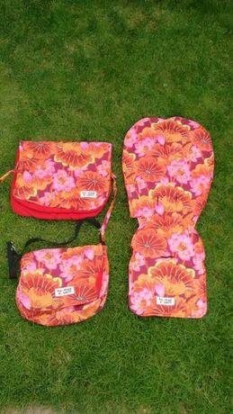 Custom Set do bugaboo BEE wkładka letnia