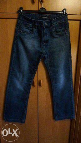 Spodnie młodzieżowe, chłopięce jeans