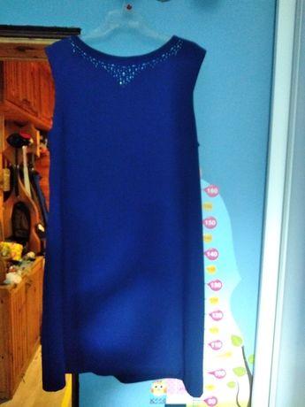 Sukienka klasyczna r.48