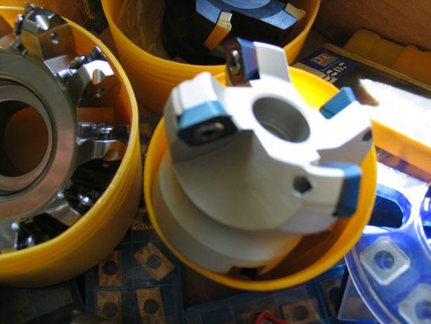 Głowica 50mm do planowania frez płytki do frezarka tokarka wiertarka