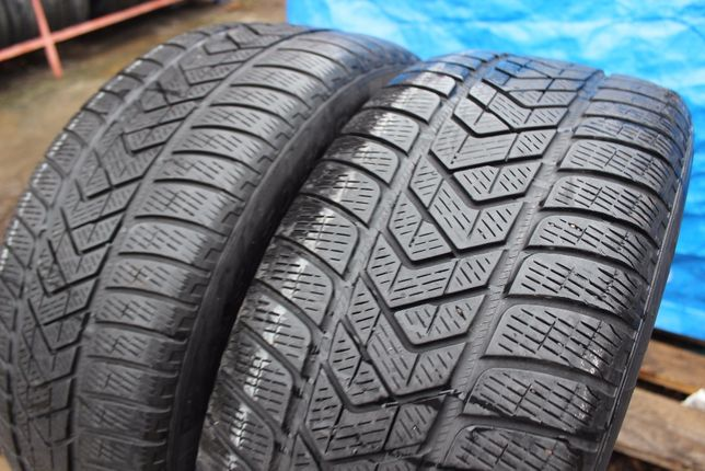 255- 35\40\45\50\55-R19 зимняя резина шины PIRELLI SCORPION пара 2 шту