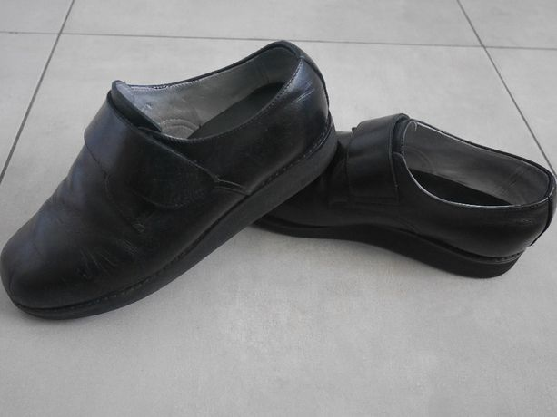 Кожаные туфли 32р.