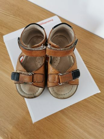 Emel sandałki rozmiar 22. Skóra. Chłopiece