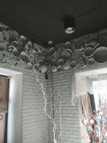 Покраска безвоздушным способом стен потолков фасадов дефектовка т.д
