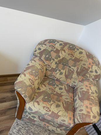 Fotel stylowy wygodny