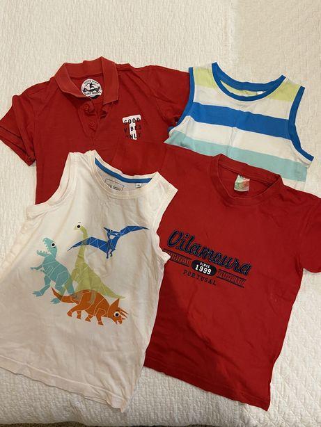 T-shirts menino