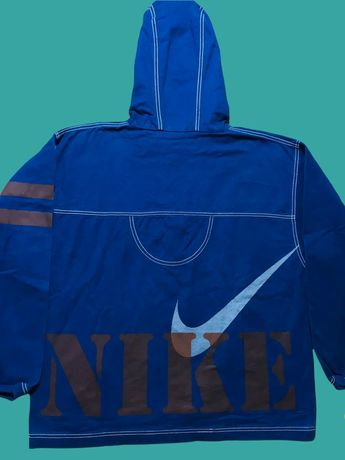 Оригинальная винтажная курточка худи Nike Adidas TNF Carhartt Stussy