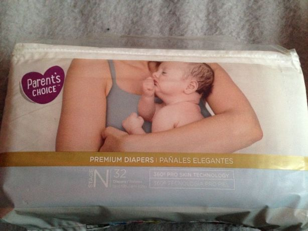 Pieluchy dla noworodka