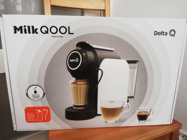 Ekspres do kawy Delta Q Milk QOOL Evolution