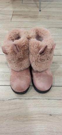 Зимове взуття- уги