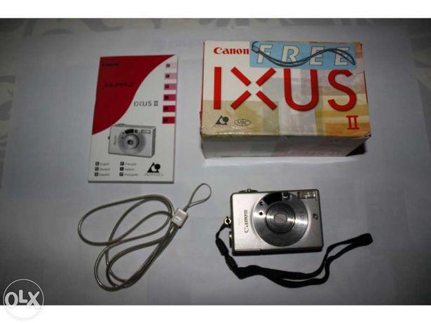 Vendo Canon Ixus II Aps como nova