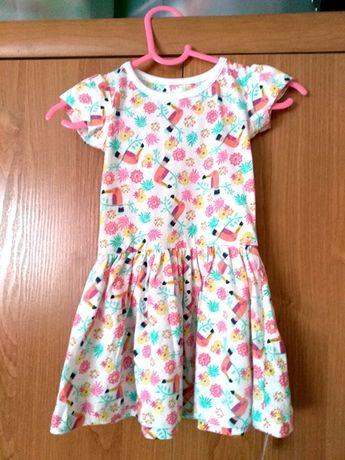Sukieneczka letnia 6-9m-cy z Anglii