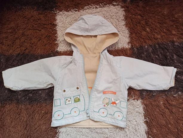 Курточка осіння 12 місяців