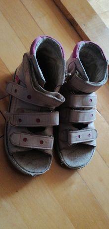 Sandały aurelka 31 20cm profilaktyczne