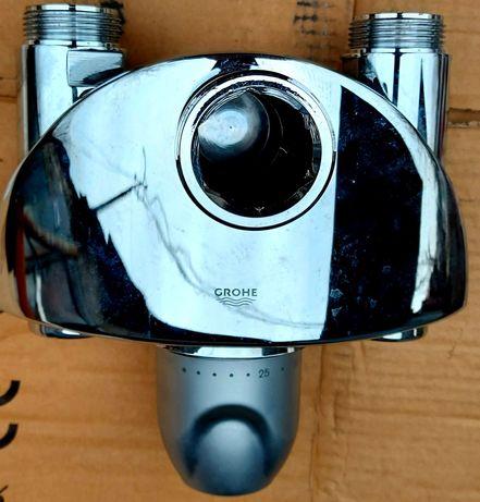 """Продам смеситель GROHE с термостатом 1"""" для бассейна, душевой, новый."""