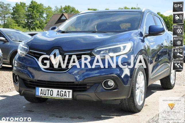 Renault Kadjar *nawi*ledy*zestaw głośnomówiący*zarejestrowany*czujniki parkowania