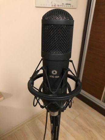 Микрофон студийный конденсаторный Октава МК-319