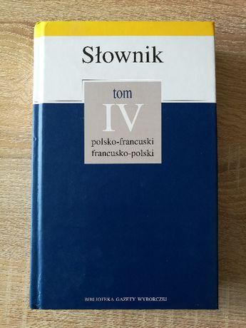 Słownik polsko - francuski, francusko - polski