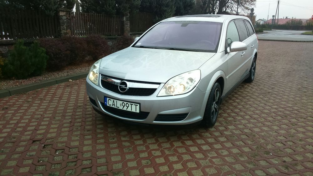 Opel Vectra C Lift 1,9 cdti 150ps SUPER STAN Cosmo tylko 182000 km Kaliska - image 1