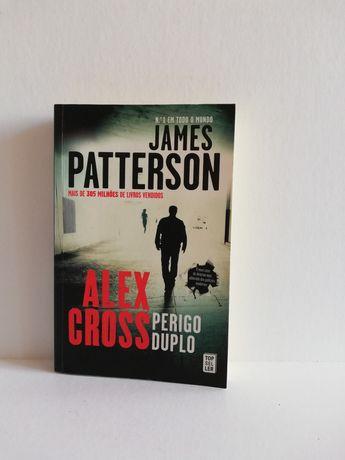 Alex Cross: Perigo Duplo, de James Patterson