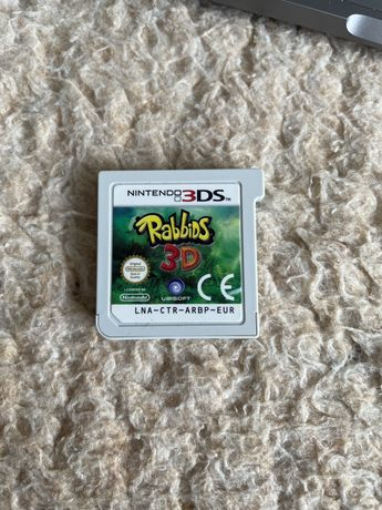 Rabbids 3d Nintendo 3DS
