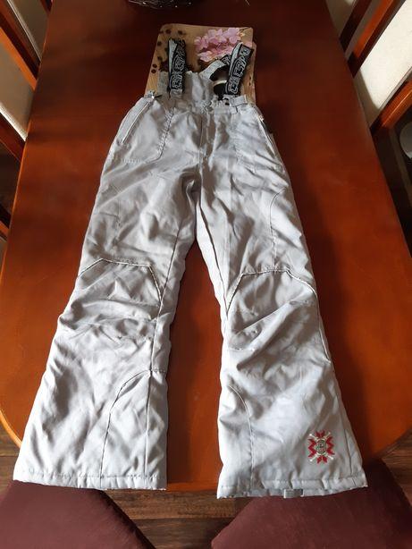 Spodnie narciarskie 152 dziewczynka