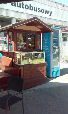Przyczepa Gastronomiczna pawilon handlowy kiosk