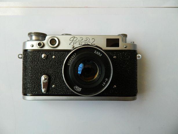 Фотоаппарат ФЭД 2 ( 1965 г.в) -- 500 руб
