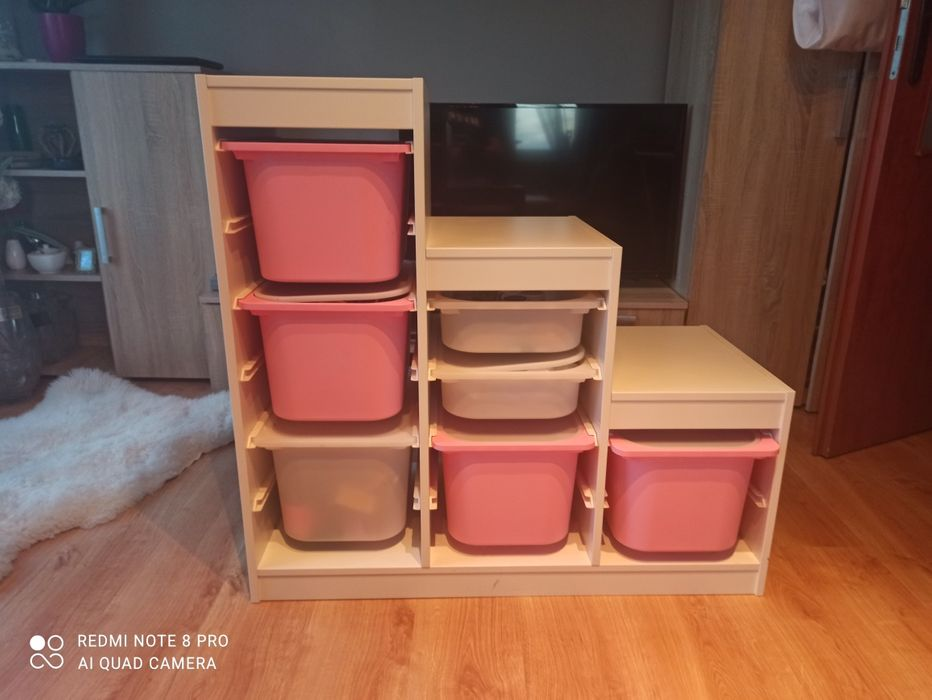 Regal IKEA Trafast Szczecin - image 1