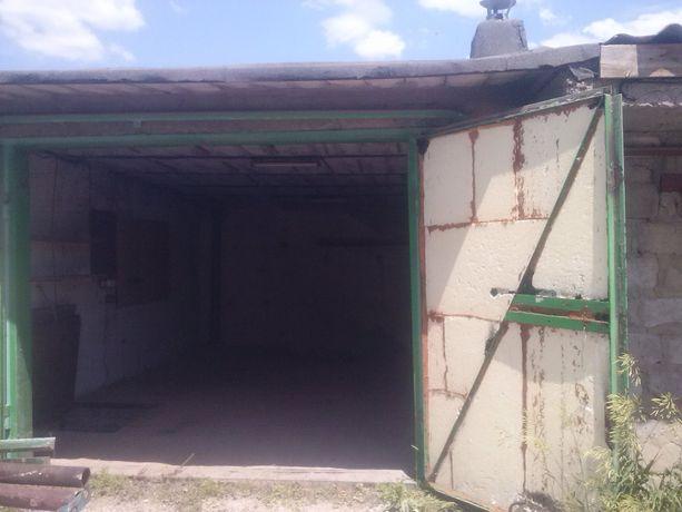 гараж ГК Мирный
