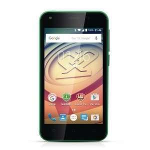 Смартфон Prestigio Wize L3 PSP3403 Dual Sim Green