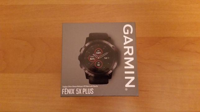 Garmin Fenix 5X Plus Sapphire