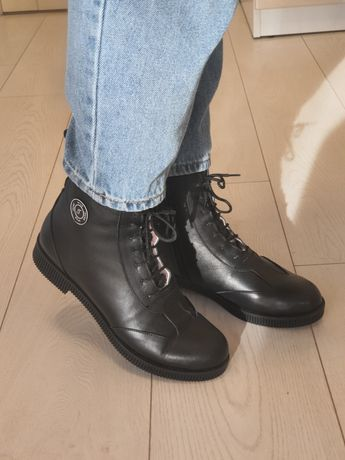 Ботинки женские  зима 36-40