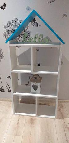 Piekny domek dla dziecka